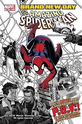 Amazing Spider-Man (1999-2013) #564