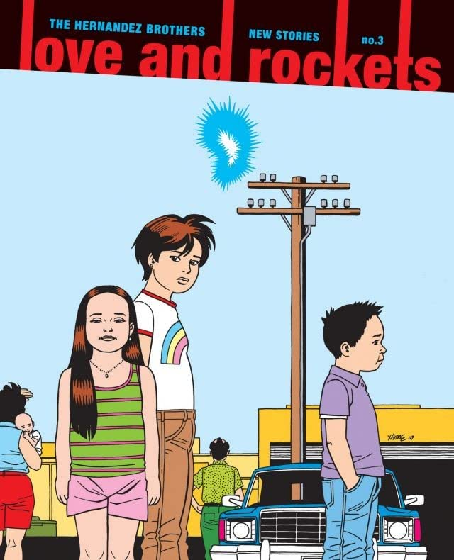 Love & Rockets: New Stories #3
