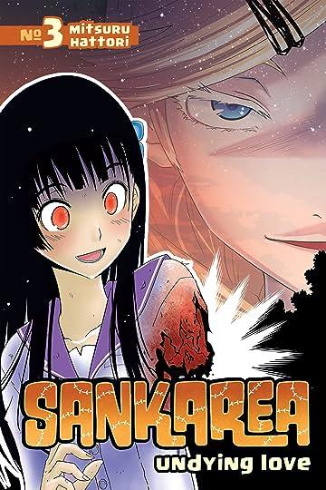 Sankarea Vol. 3