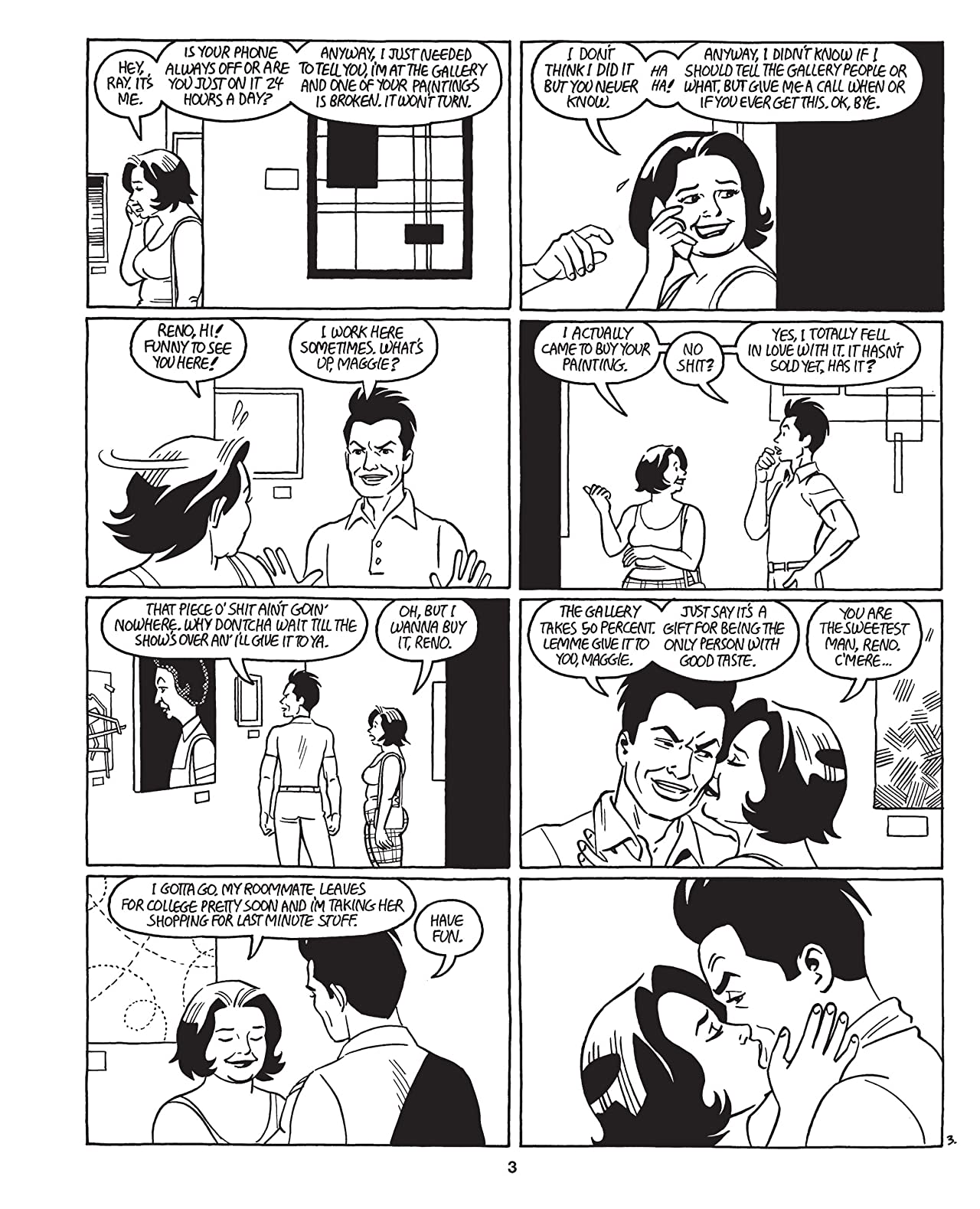Love & Rockets: New Stories #4