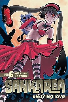Sankarea Vol. 6