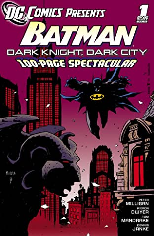 DC Comics Presents: Batman - Dark Knight, Dark City No.1