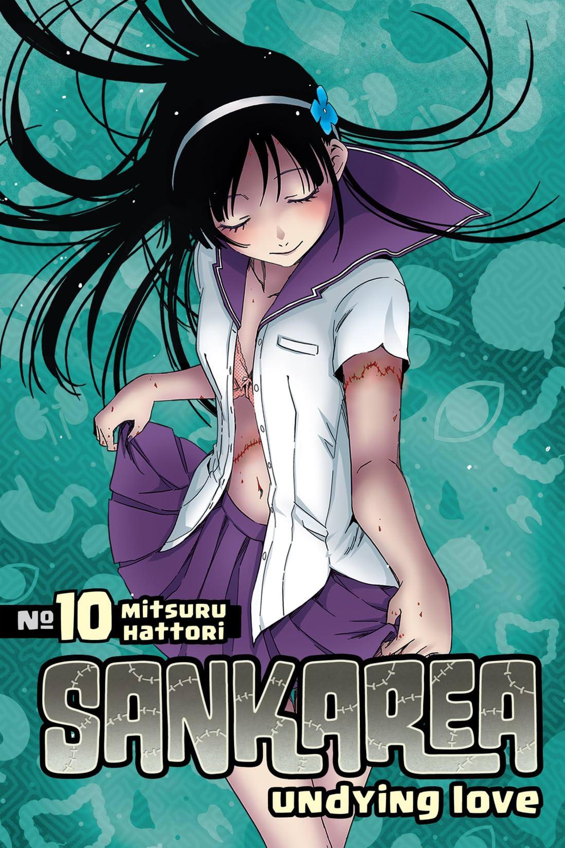 Sankarea Vol. 10
