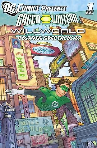 DC Comics Presents: Green Lantern: Willworld