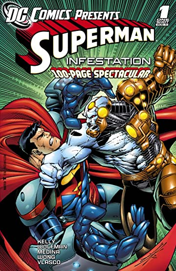 DC Comics Presents: Superman - Infestation
