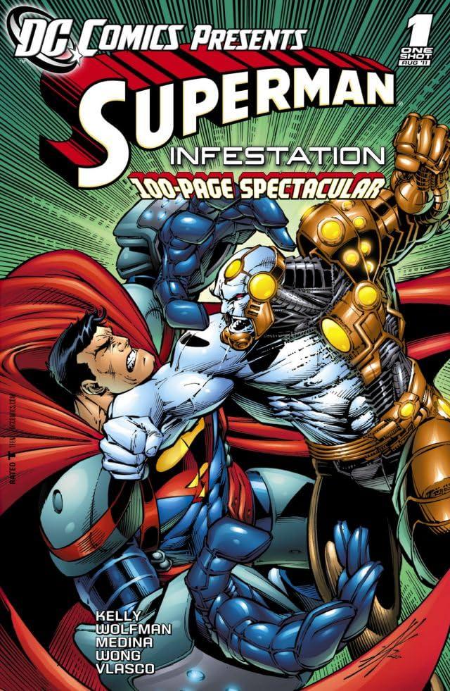 DC Comics Presents: Superman - Infestation