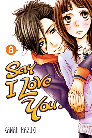 Say I Love You. Vol. 8