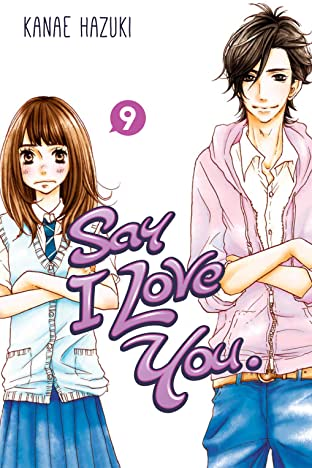 Say I Love You. Vol. 9