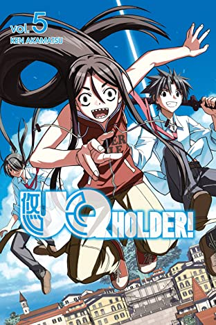 UQ Holder! Vol. 5