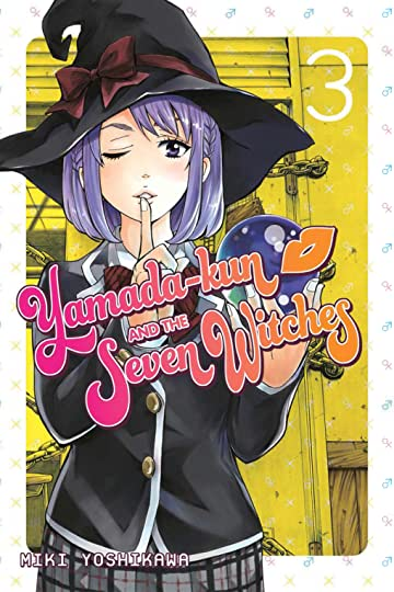 Yamada-kun and the Seven Witches Vol. 3