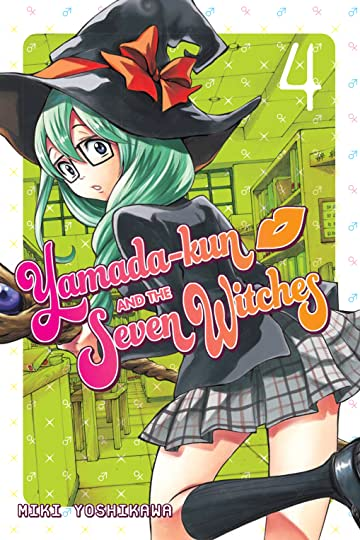 Yamada-kun and the Seven Witches Vol. 4