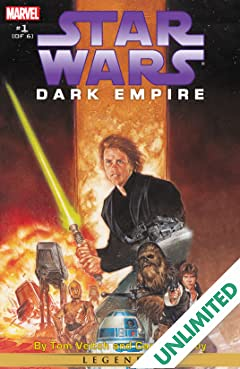 Star Wars: Dark Empire (1991) #1 (of 6)