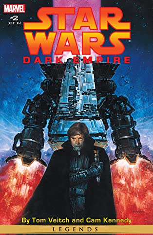 Star Wars: Dark Empire (1991) #2 (of 6)