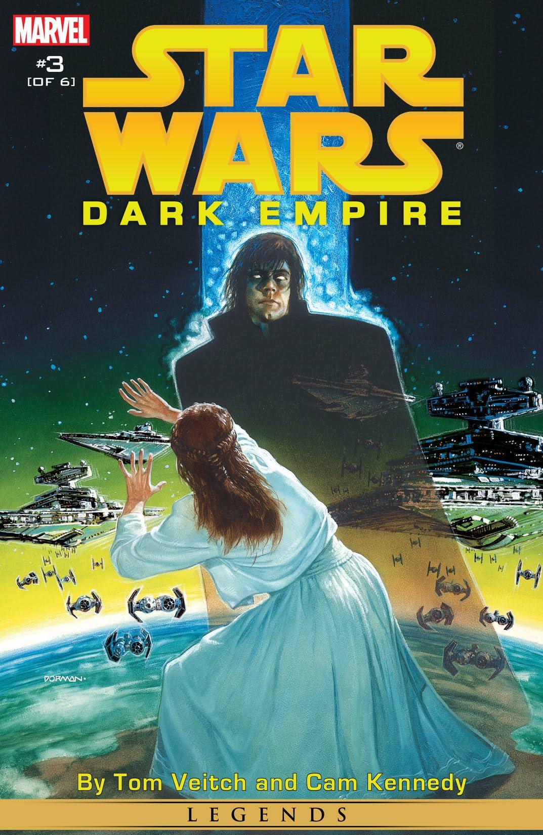 Star Wars: Dark Empire (1991) #3 (of 6)