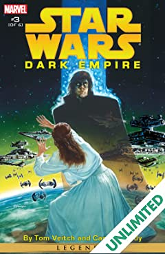 Star Wars: Dark Empire (1991) #3 (of 6)