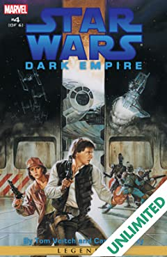 Star Wars: Dark Empire (1991) #4 (of 6)