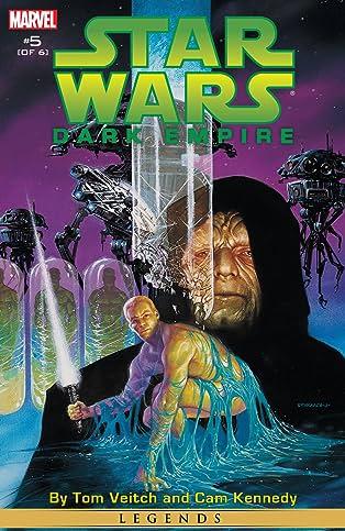 Star Wars: Dark Empire (1991) #5 (of 6)