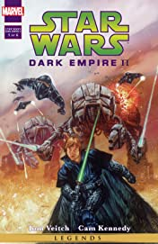 Star Wars: Dark Empire II (1994-1995) #1 (of 6)