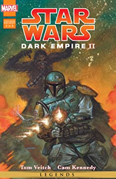 Star Wars: Dark Empire II (1994-1995) #2 (of 6)