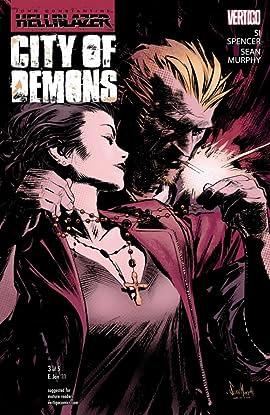 John Constantine: Hellblazer - City of Demons #3 (of 5)