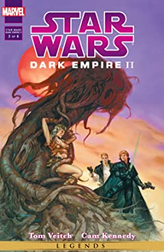 Star Wars: Dark Empire II (1994-1995) #3 (of 6)
