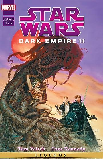 Star Wars: Dark Empire II (1994-1995) #3 (of 6)