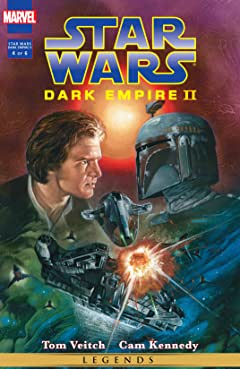 Star Wars: Dark Empire II (1994-1995) #4 (of 6)