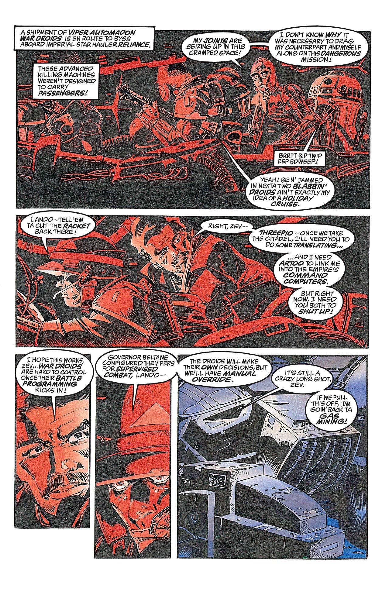 Star Wars: Dark Empire II (1994-1995) #4 (of 6)