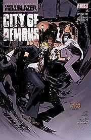 John Constantine: Hellblazer - City of Demons #4