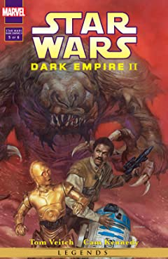 Star Wars: Dark Empire II (1994-1995) #5 (of 6)