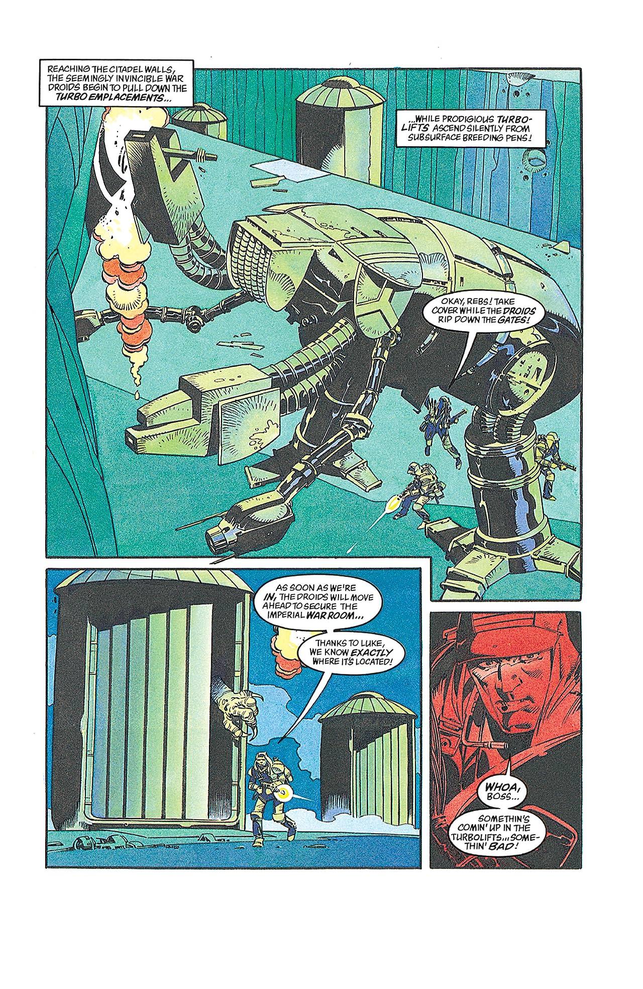 Star Wars: Dark Empire II (1994-1995) #5 (of 6)
