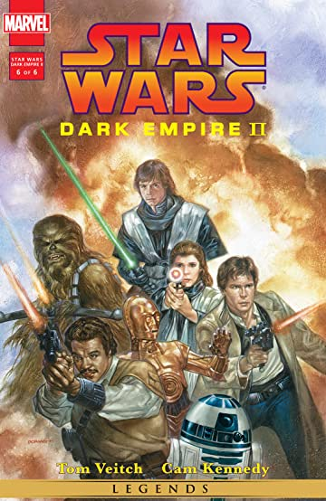 Star Wars: Dark Empire II (1994-1995) #6 (of 6)