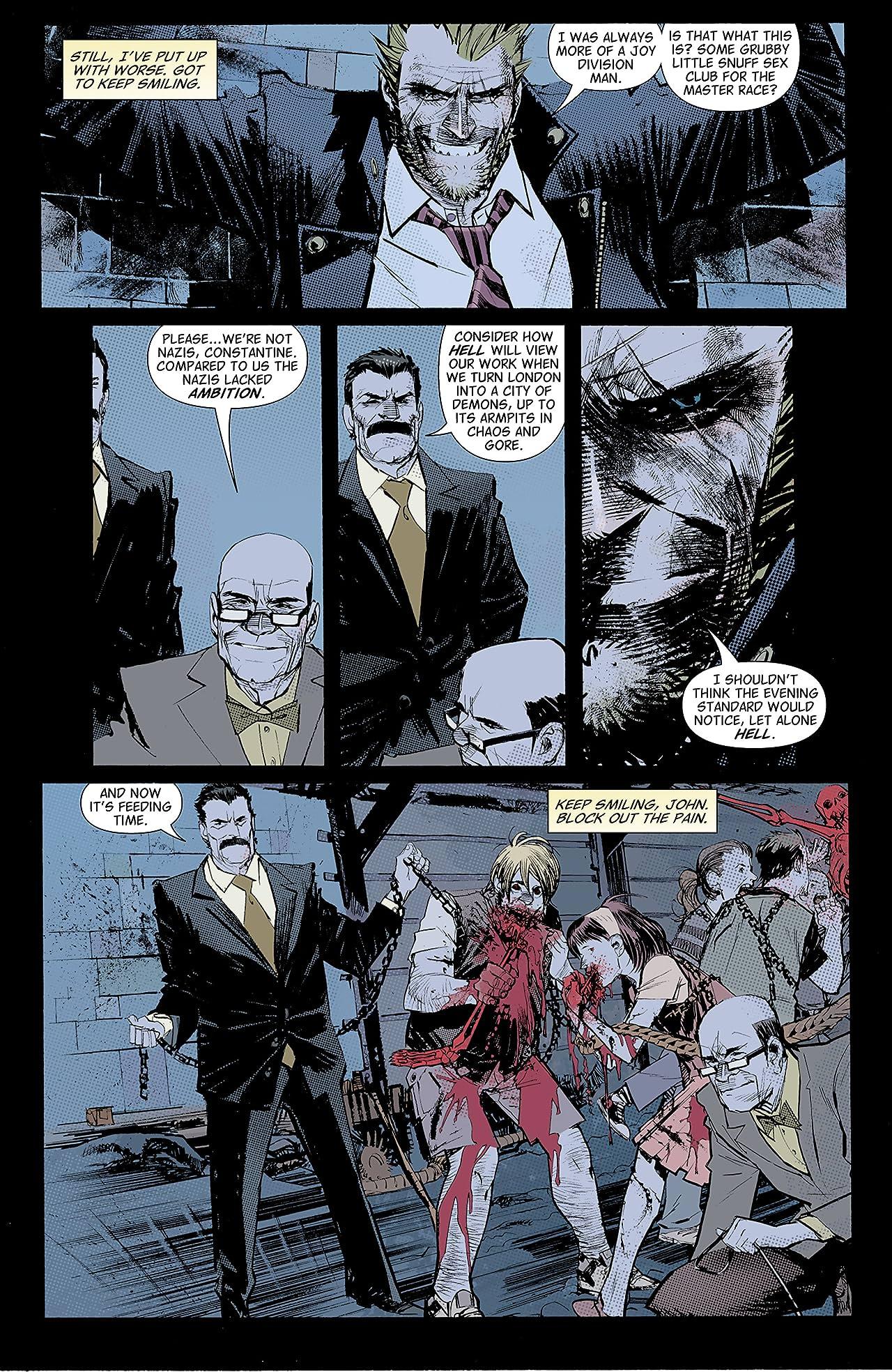 John Constantine: Hellblazer - City of Demons #5 (of 5)