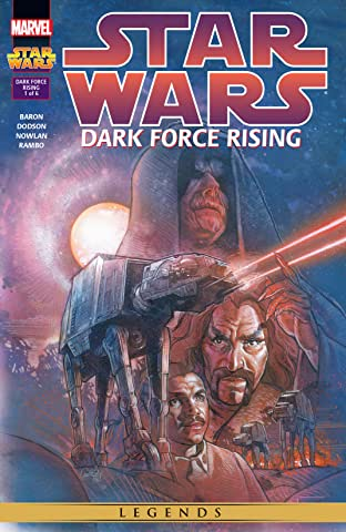 Star Wars: Dark Force Rising (1997) #1 (of 6)