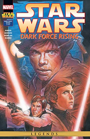 Star Wars: Dark Force Rising (1997) #2 (of 6)