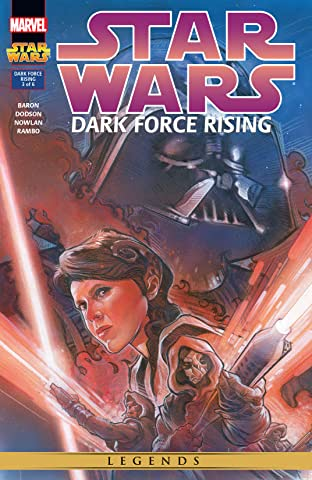 Star Wars: Dark Force Rising (1997) #3 (of 6)