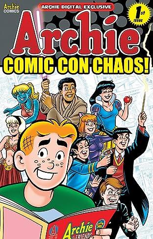 PEP Digital #14: Archie Comic Con Chaos!