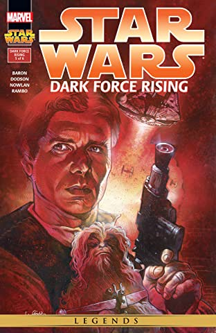 Star Wars: Dark Force Rising (1997) #5 (of 6)