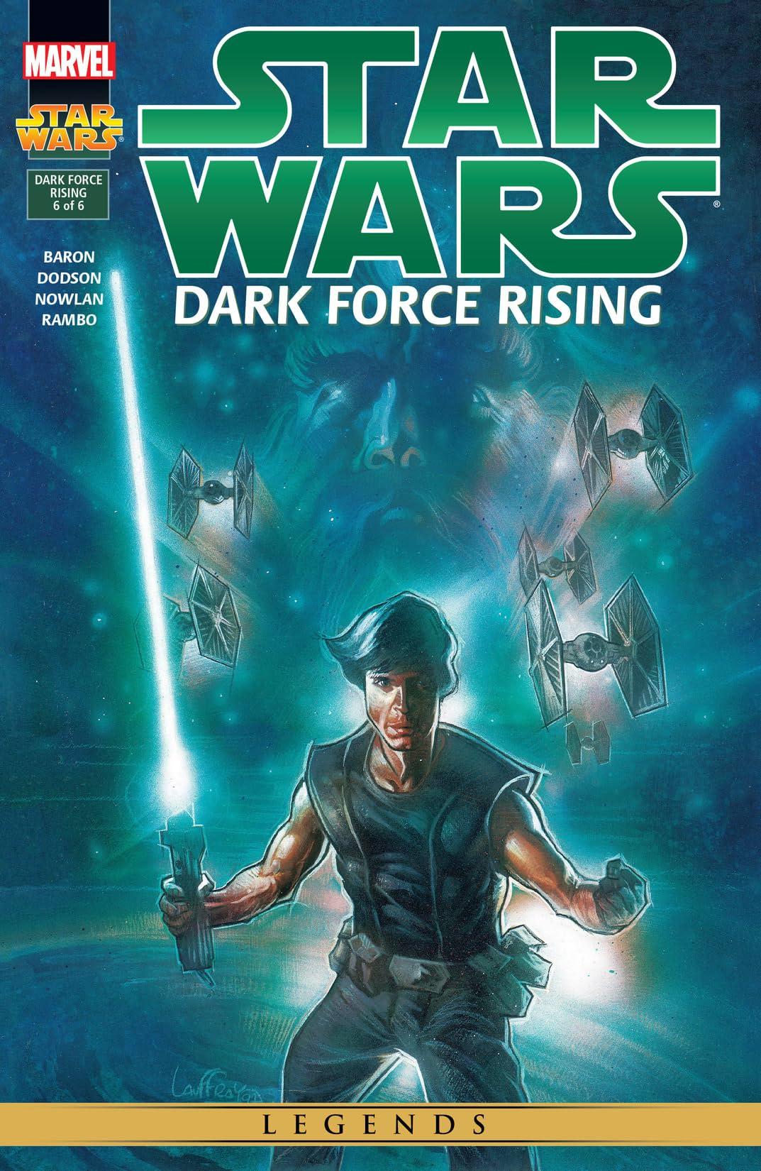 Star Wars: Dark Force Rising (1997) #6 (of 6)