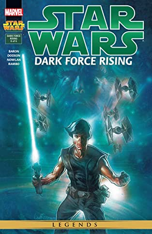 Star Wars: Dark Force Rising (1997) #6 (of 6)