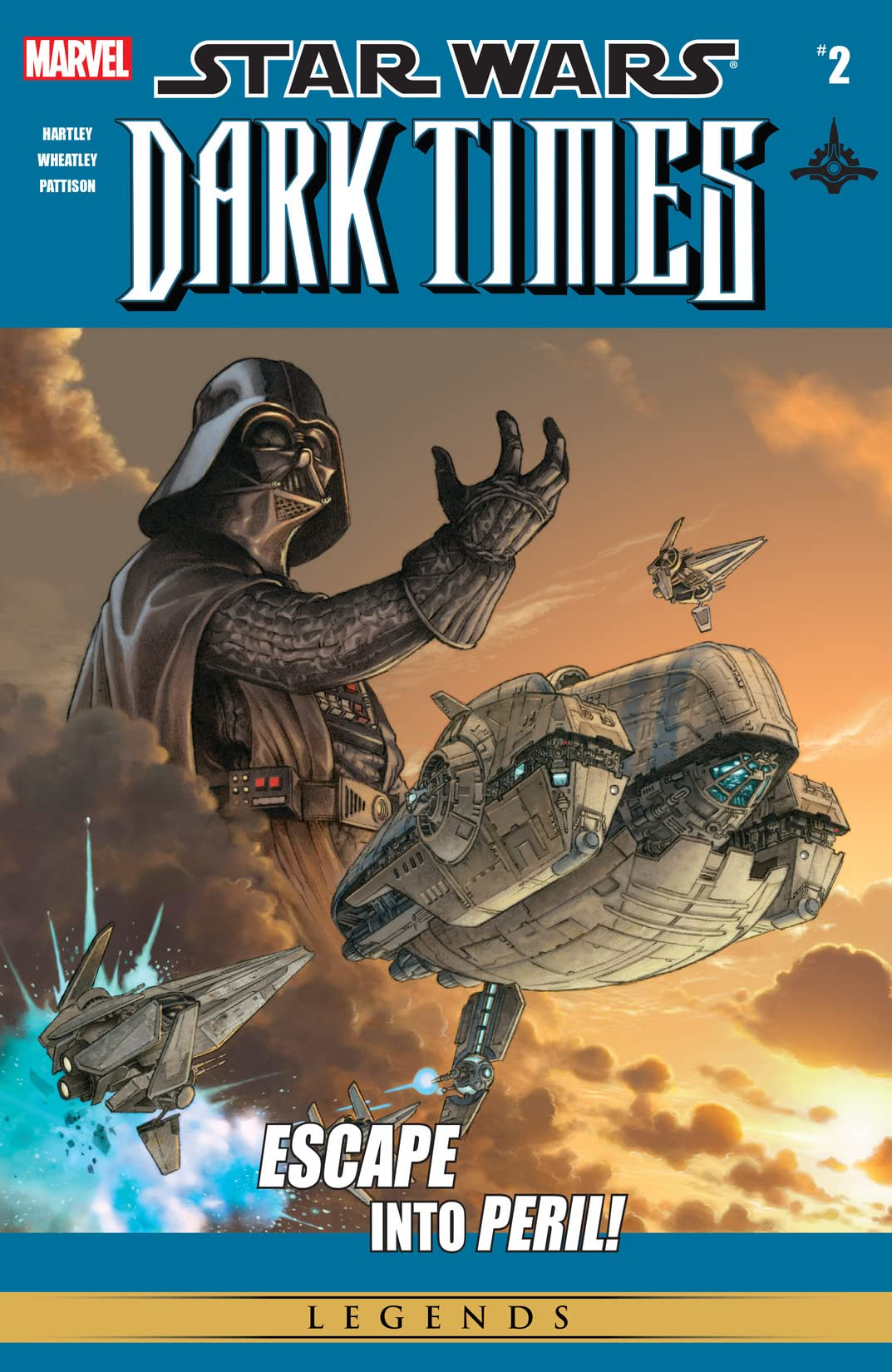 Star Wars: Dark Times (2006-2010) #2