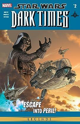 Star Wars: Dark Times (2006-2010) #2