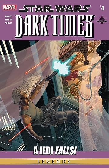 Star Wars: Dark Times (2006-2010) #4