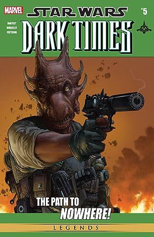 Star Wars: Dark Times (2006-2010) No.5