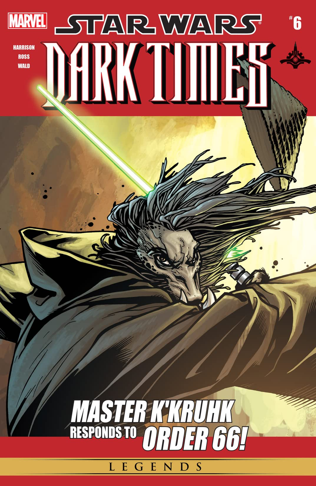 Star Wars: Dark Times (2006-2010) #6