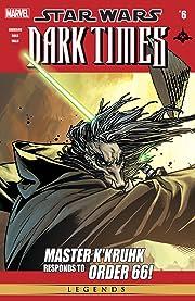 Star Wars: Dark Times (2006-2010) #6