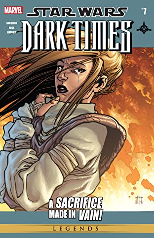 Star Wars: Dark Times (2006-2010) #7