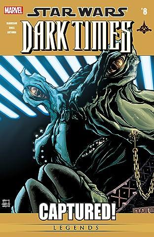 Star Wars: Dark Times (2006-2010) No.8