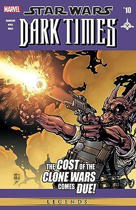 Star Wars: Dark Times (2006-2010) #10