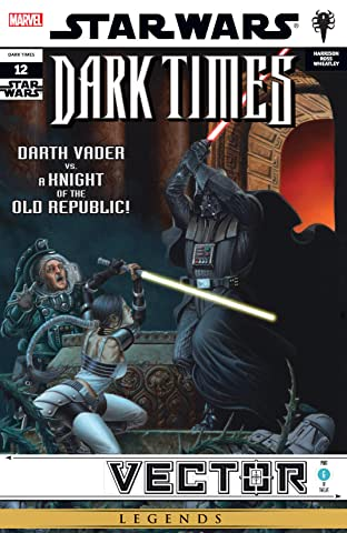 Star Wars: Dark Times (2006-2010) #12